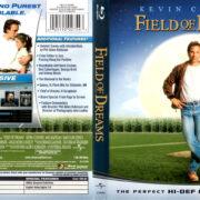 FIELD OF DREAMS (1989) R1 BLU-RAY COVER & LABEL
