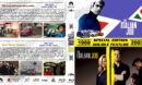 The Italian Job Double Feature R1 Custom  Blu-Ray Cover