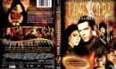 FARSCAPE THE PEACEKEEPER WARS (2004) R1 DVD COVER & LABELS