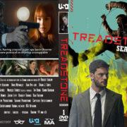 Treadstone: Season 1 (2019) R0 Custom DVD Cover