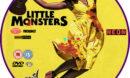 Little Monsters (2019) R2 Custom DVD label