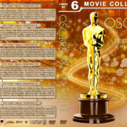 The Oscars: Best Picture - Set 8 (1970-1975) R1 Custom DVD Cover
