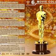 The Oscars: Best Picture - Set 12 (1994-1999) R1 Custom DVD Cover