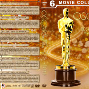 The Oscars: Best Picture - Set 15 (2012-2017) R1 Custom DVD Cover