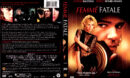 FEMME FATALE (2002) R1 DVD COVER & LABEL