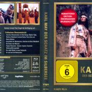 Der Schatz im Silbersee (1962) R2 German Blu-Ray Cover