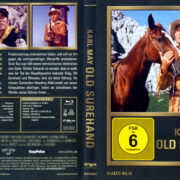 Old Surehand (1965) R2 German Blu-Ray Cover