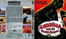 Godzilla und die Urweltraupen (1964) R2 German Blu-Ray Covers