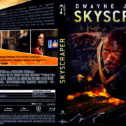 Skyscraper (2018) R2 German Blu-Ray Covers