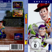 Toy Story (1995) R2 German Blu-Ray Cover