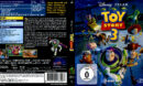 Toy Story 3 (2010) R2 German Blu-Ray Cover