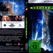 Godzilla (1998) R2 German 4K UHD Cover