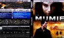 Die Mumie (2017) R2 German 4K UHD Cover