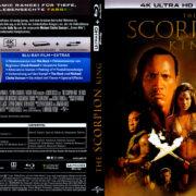 The Scorpion King (2002) R2 German 4K UHD Cover