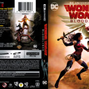 Wonder Woman Bloodlines (2019) R1 4K UHD Cover