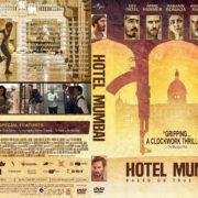 Hotel Mumbai (2018) R1 Custom DVD Cover & Label V2
