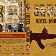 Hotel Mumbai (2018) R1 Custom DVD Cover & Label V3