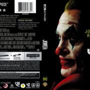 Joker (2019) R1 4K UHD Cover