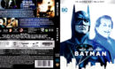 BATMAN (1989) (SPAIN) 4K UHD BLU-RAY COVER & LABELS
