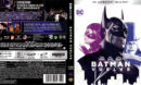 BATMAN VUELVE (RETURNS) (1992) (SPAIN) 4K UHD BLU-RAY COVER & LABELS