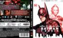 BATMAN Y ROBIN (1997) (SPAIN) 4K UHD BLU-RAY COVER & LABELS