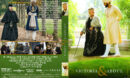 Victoria & Abdul (2017) R1 Custom DVD Cover & Label