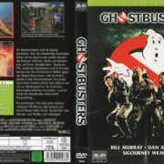 Ghostbusters I (1984) R2 German DVD Cover