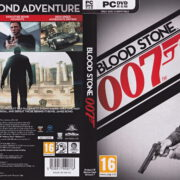 James Bond 007: Blood Stone (2010) EU PC DVD Cover & Label
