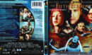 THE FIFTH ELEMENT (1987) R1 BLU-RAY COVER & LABEL