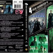 The Matrix Collection (2008) R4 DVD Cover