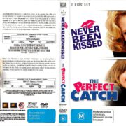 Never Been Kissed & The Perfect Catch (2007) R4 DVD Cover