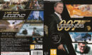 James Bond 007: Legends (2012) EU PC DVD Cover & Label