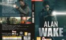 Alan Wake (2012) CZ PC DVD Cover & Label