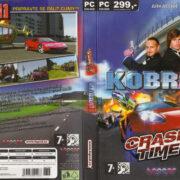 Alarm for Cobra 11: Crash Time II (2008) CZ PC DVD Cover & label