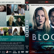 Blood - Series 1 (2018) R1 Custom DVD Cover & Labels