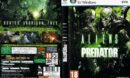 Aliens vs Predator (2010) EU PC DVD Cover