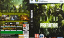 Aliens vs Predator (2010) CZ PC DVD Cover & Label