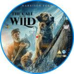 Call Of The Wild (2020) R2 Custom DVD Label