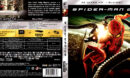SPIDER-MAN 2 (2004) (SPAIN) 4K UHD BLU-RAY COVER & LABELS