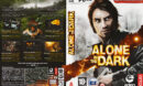 Alone in the Dark (2008) CZ PC DVD Cover & label
