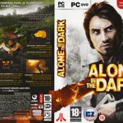 Alone in the Dark (2008) CZ PC DVD Cover & label