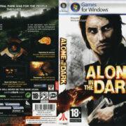 Alone in the Dark (2008) EU PC DVD Cover & label
