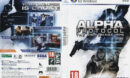 Alpha Protocol (2010) EU PC DVD Cover & Label