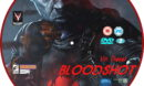 Bloodshot (2020) R2 Custom DVD Label