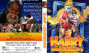 Harry and the Hendersons (1987) R1 Custom DVD Cover & Label