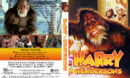 Harry and the Hendersons (1987) R1 Custom DVD Cover & Label V2