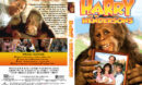 Harry and the Hendersons (1987) R1 Custom DVD Cover V3