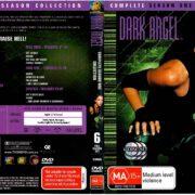 Dark Angel Season 1 (2006) R4 DVD Cover