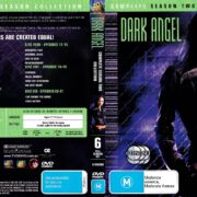 Dark Angel Season 2 (2006) R4 DVD Cover