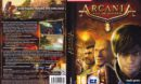 Arcania: Gothic 4 - Fall of Setarrif (2011) CZ PC DVD Cover & Label